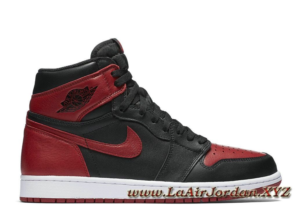 Air Jordan 1 Retro High OG Banned 555088_001 Chaussures Air JorDAN ...
