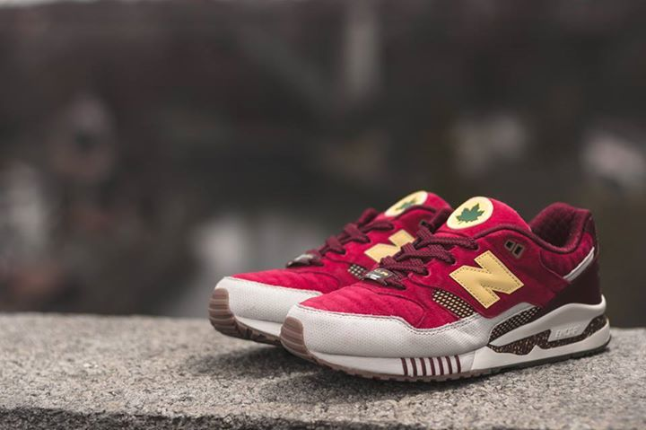 ronnie fieg x new balance 530 central park sneakers new balance
