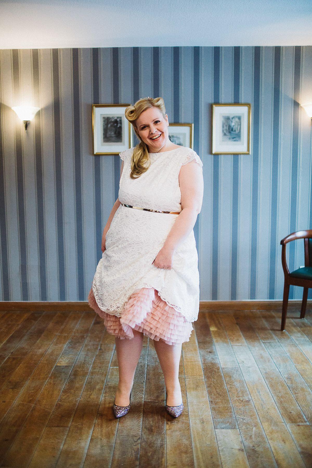 Styled Shoot - Inspiration für Plus Size Bräute von Sabine Lange ...