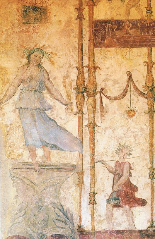 Italian frescos Trouvais   frescos   Pinterest   Fresco, Roman and ...