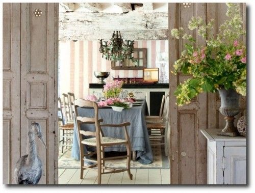 Art Et Decoration, French Provence, French Decorating, French