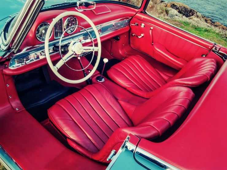 1958 Mercedes Benz 300 Sl Roadster Mercedes Benz 300 Daimler