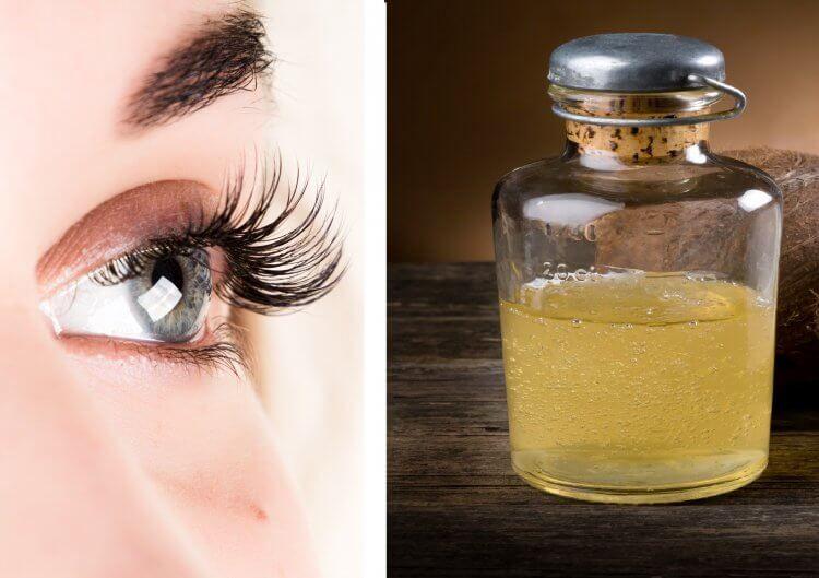 Tratamiento Casero Para Fortalecer Y Alargar Las Pestañas Funciona Natural Cosmetics Perfume Bottles Beauty Hacks