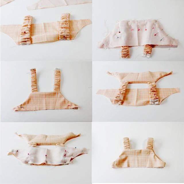 baby dress step by step