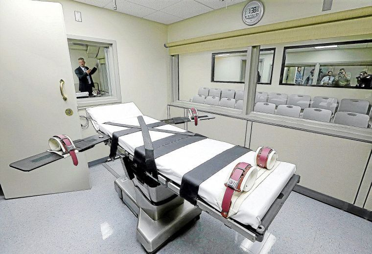 Botched execution described as 'a bloody mess,' court filing shows