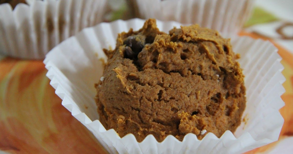 pumpkin muffins with cake mix and chocolate chips