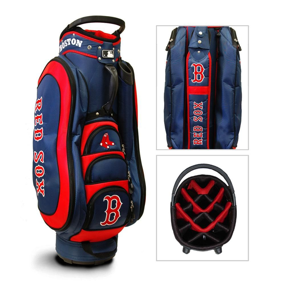 Team Golf Boston Red Sox Medalist Cart Bag Golf bags
