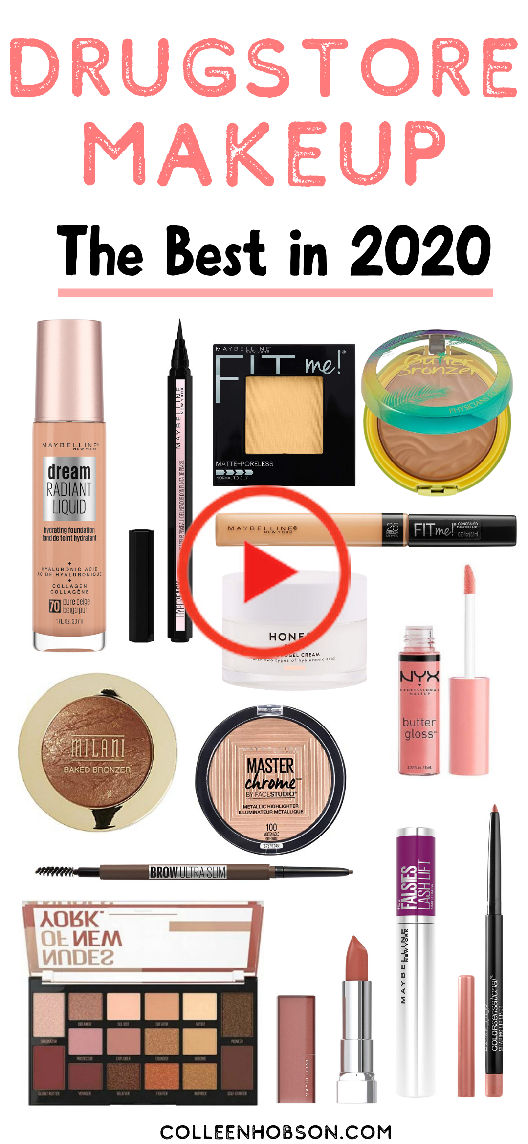 The Best Drugstore Makeup Products In 2020 in 2020 Best