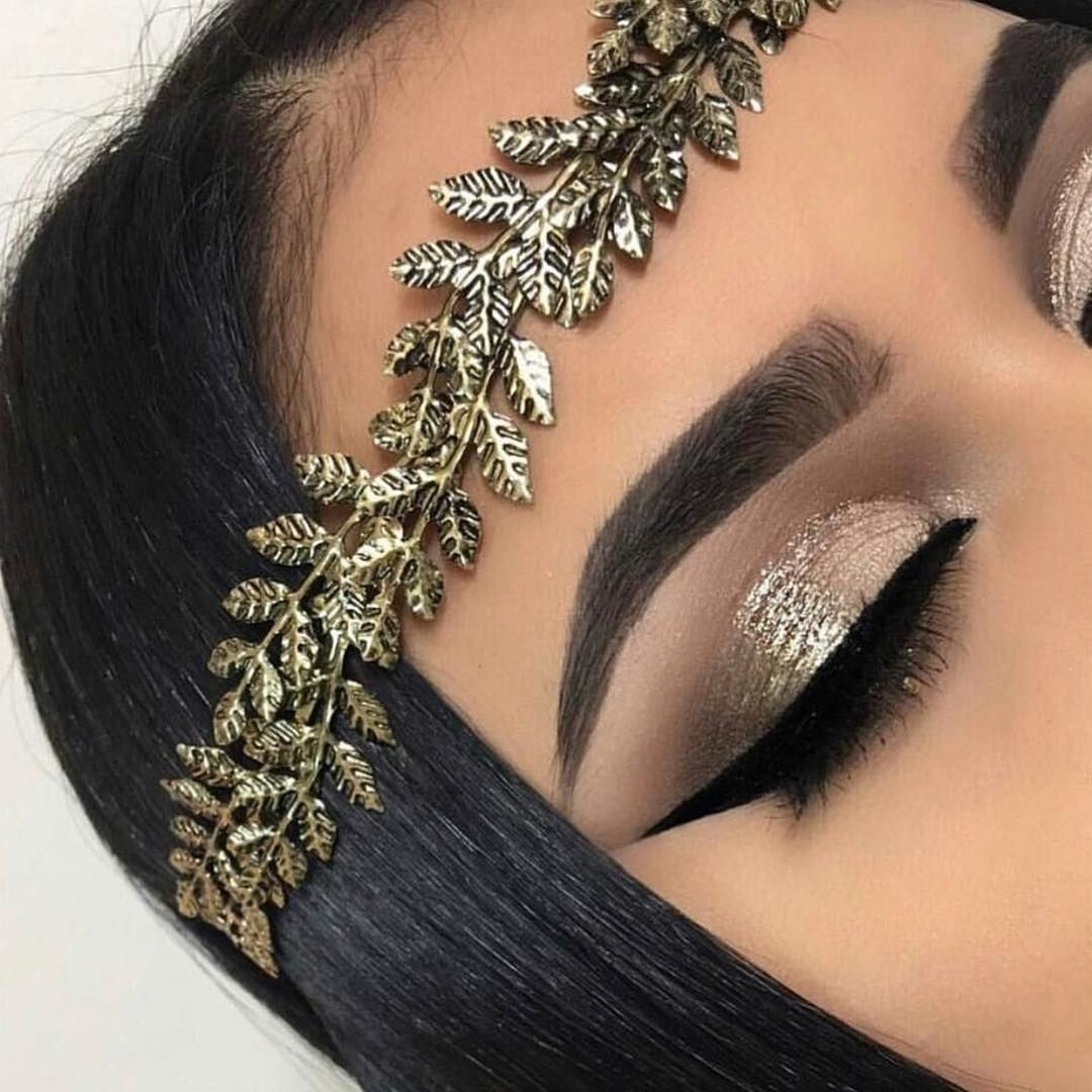 Pin on arabic makeup