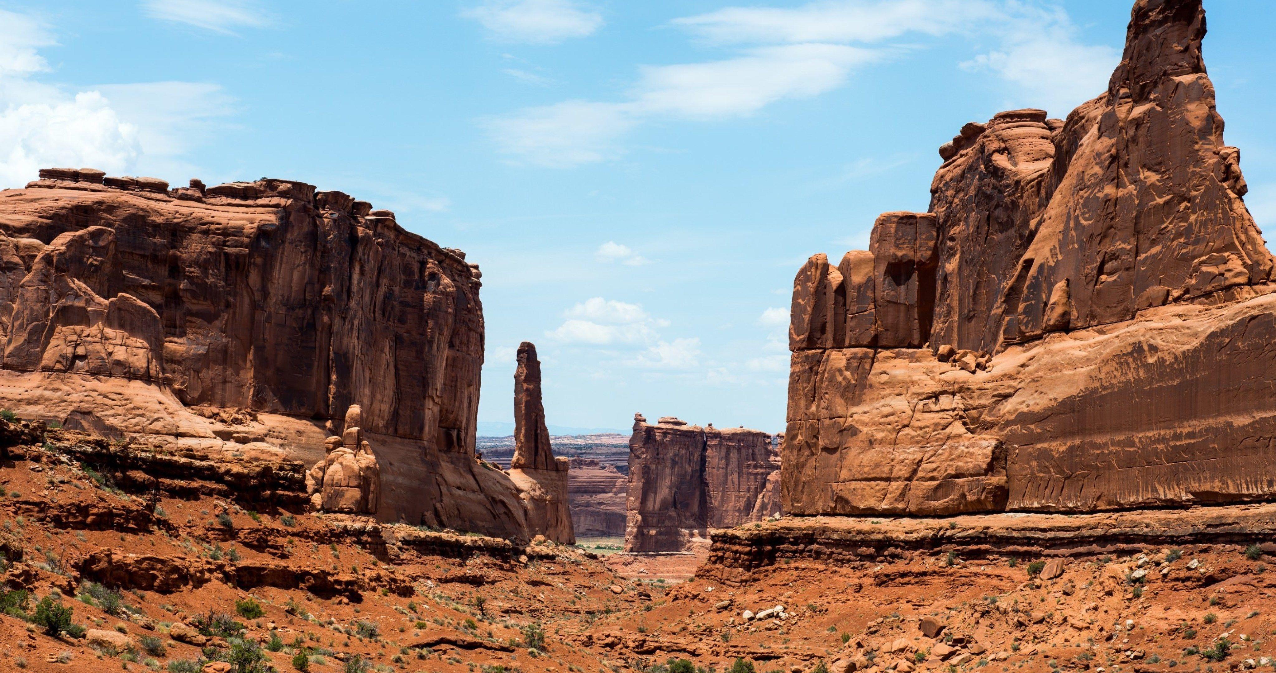 arches national park utah usa 4k ultra hd wallpaper | ololoshenka