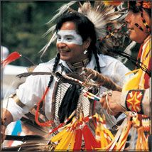 Native American Heritage Although there were Native ...