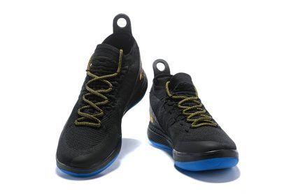 df55940c9986 New Release Nike KD 11 Black Metallic Gold For Sale-4