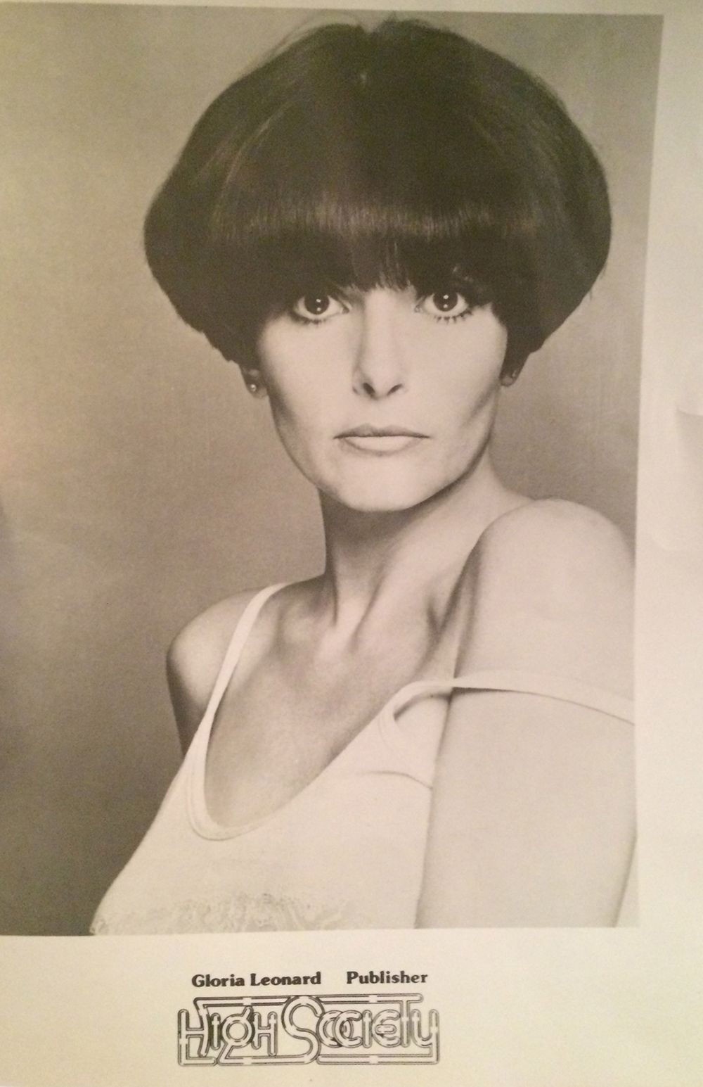 Gloria Leonardp nude photos 2019