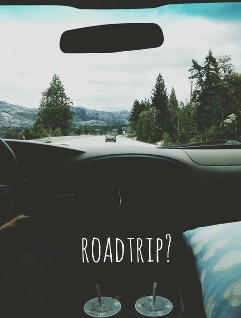 Summer road trips!