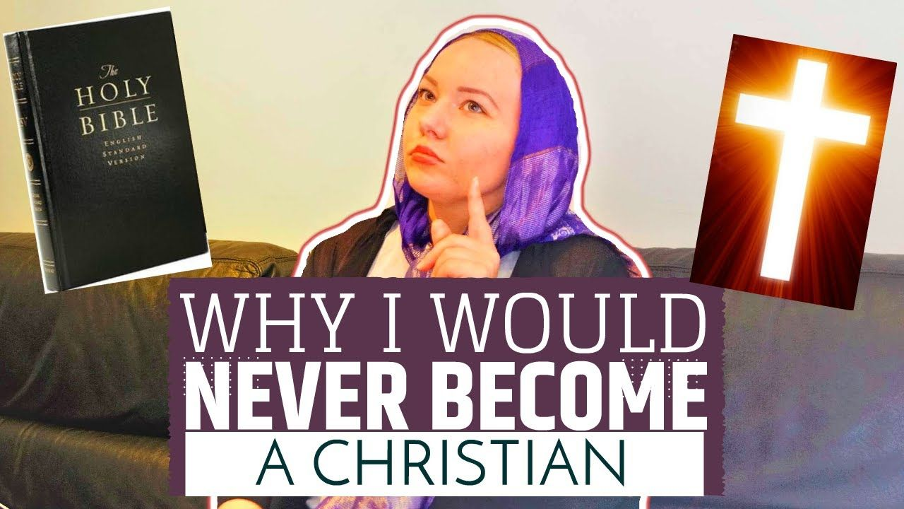 WHY I WOULD NEVER BECOME A CHRISTIAN | ANNA B 🧕 🇮🇸