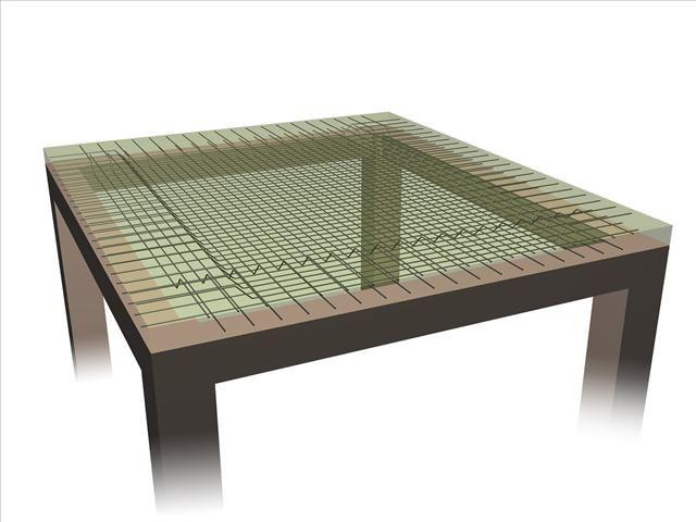 Concrete Floor Joist