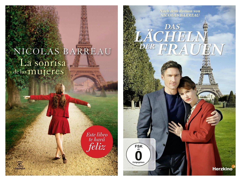 Nicolas Barreau - La sonrisa de las mujeres (Book vs Film)