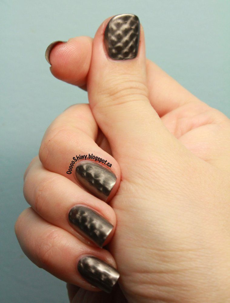 essie snake rattle and roll, magnetic nail polish | Magnetic Nails ...