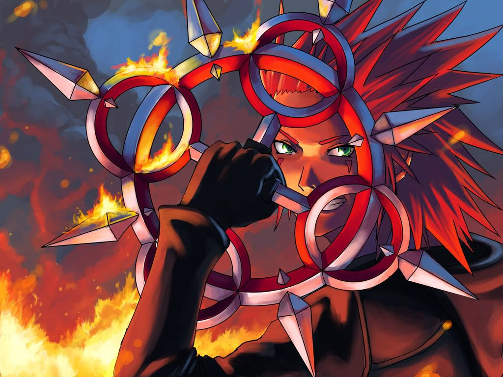 Kingdom Hearts Axel Wallpapers - Top Free Kingdom Hearts