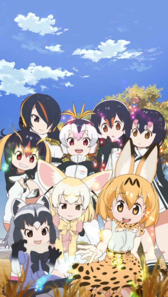 TV Anime 'Kemono Friends' Music Video of Main Theme