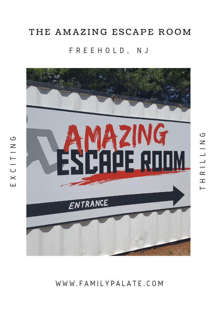 Join Us In Our Adventure Of The Amazing Escape Room In Freehold