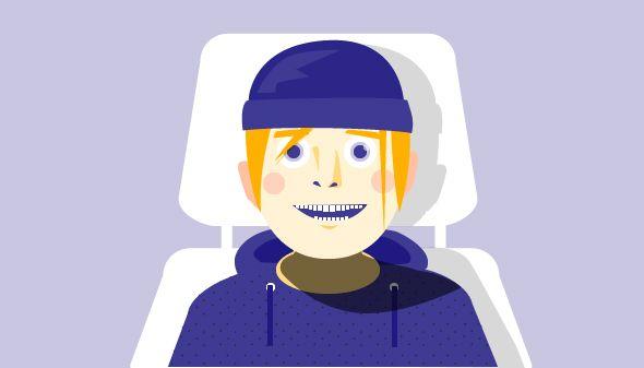 Ingen skoletandlæge: Solrøds syvårige har alligevel Danmarks sundeste tænder