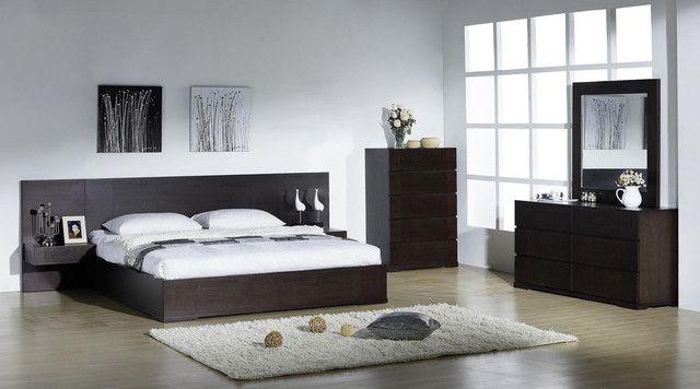 Source New design modern bedroom furniture set for F907 on m ...