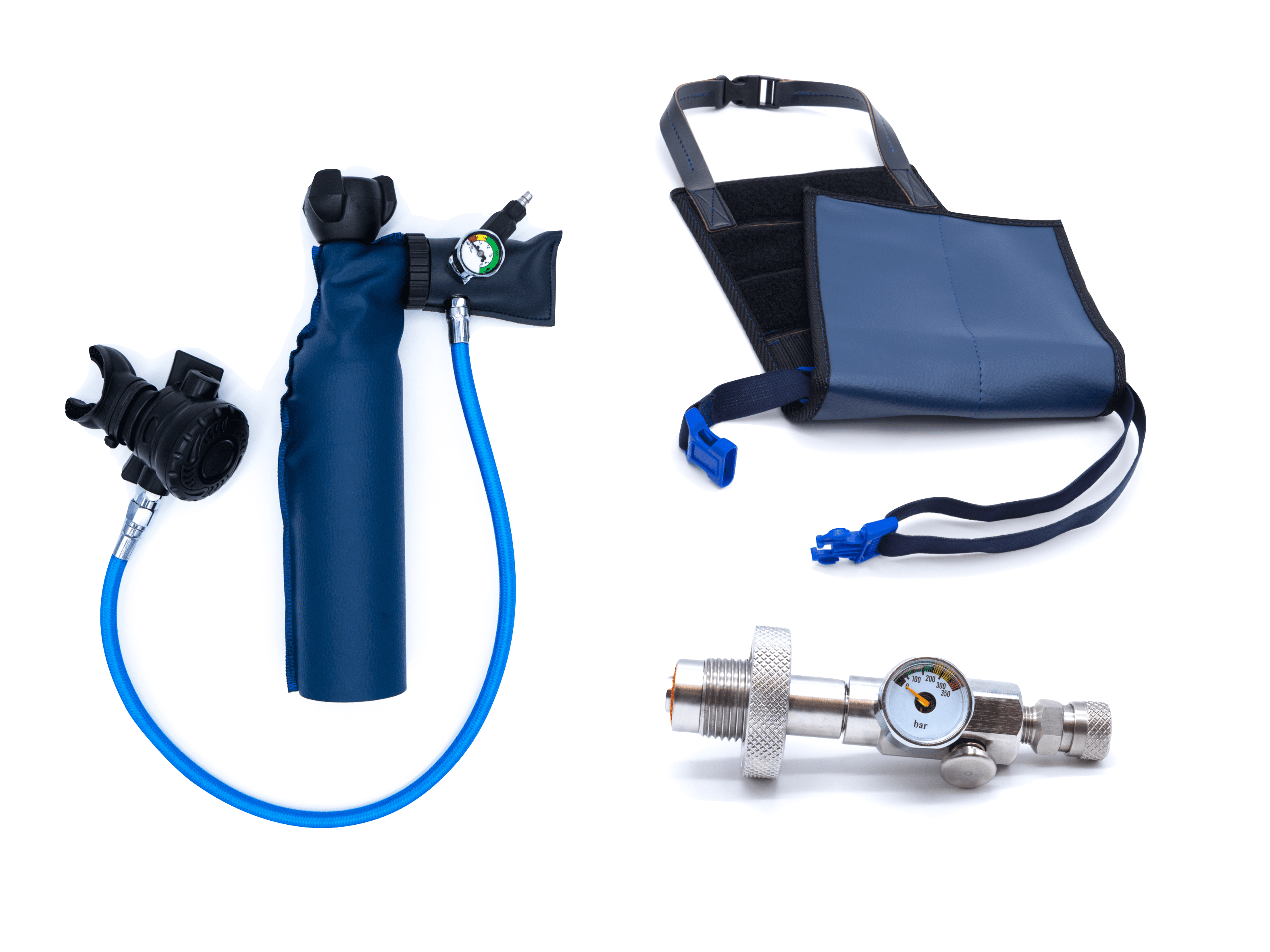 Pro 0 5 L 30 Cu In Din Filling Station Harness With Images Filling Station Scuba Diving Equipment Packing A Cooler