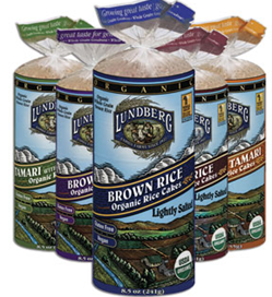 Save 75¢ on Any one Lundberg Rice Cakes