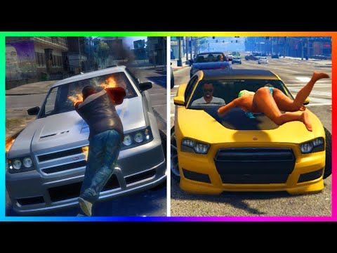 Awesome Gta 5 Vs Gta 4 10 Epic Grand Theft Auto 4 Features That Are Missing Needed In Gta 5 Gta Online