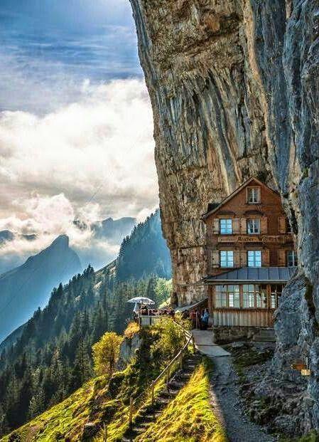 Appenzellerland Switzerland  Aesher hotel: Appenzellerland Switzerland    Aesher hotel   