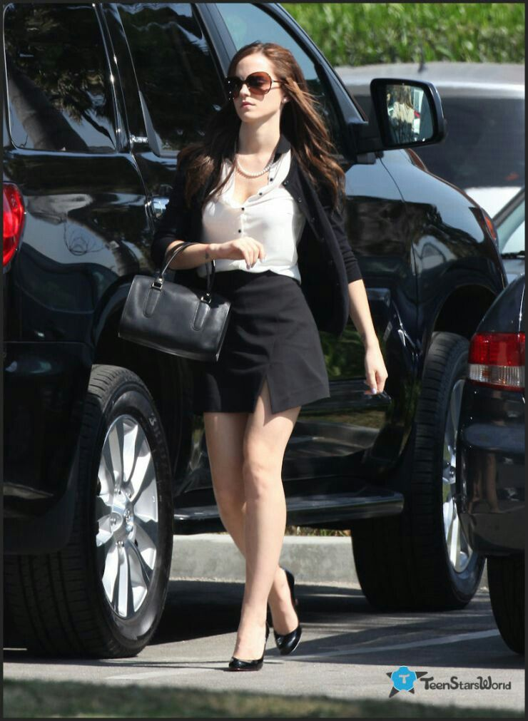 Emma Watson 'The Bling Ring' Sophisticated