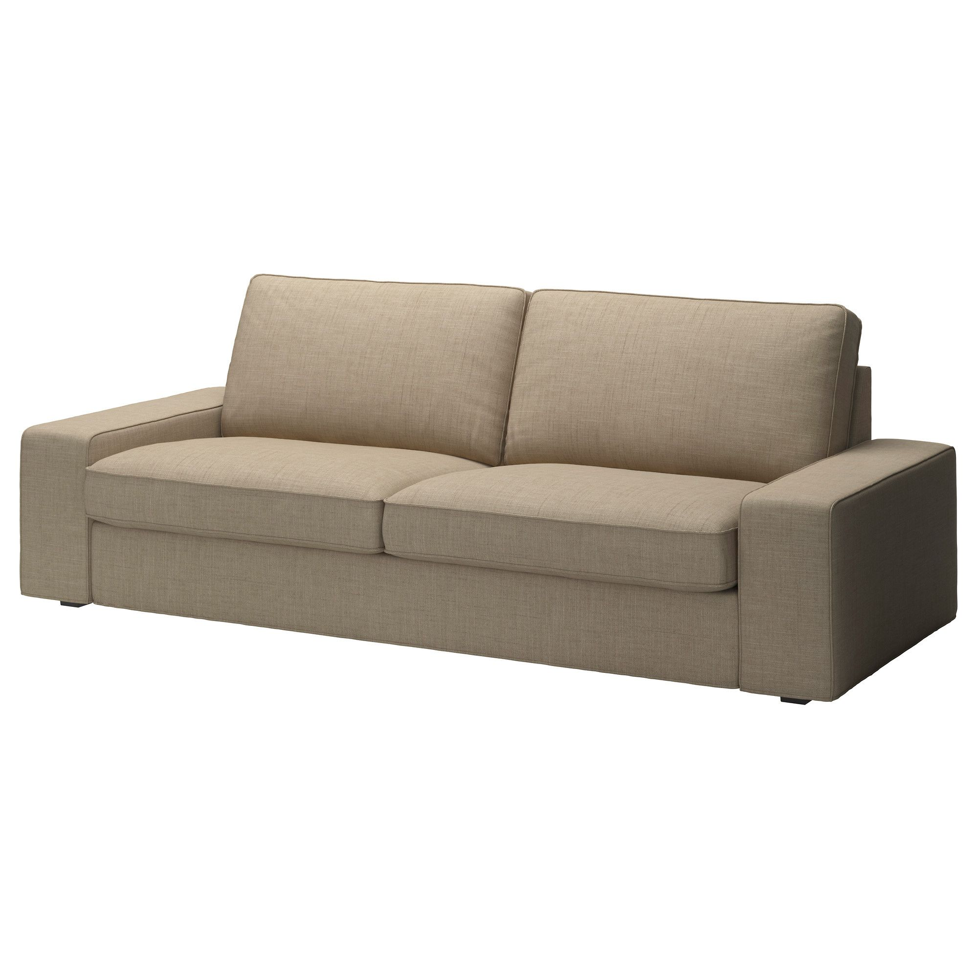 IKEA KIVIK Three Seat Sofa Isunda Beige KIVIK Is A Generous Seating Series  With A Soft, Deep Seat And Comfortable Support For Your Back.