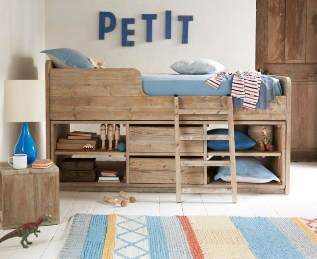 Loaf S Clamberdoodle Kids Bed Is The Coolest Cabin Bed Out