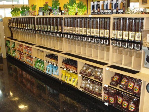 Dispensador Granel Buscar Con Google Diseño De Interiores Cafetería Granel Tiendas