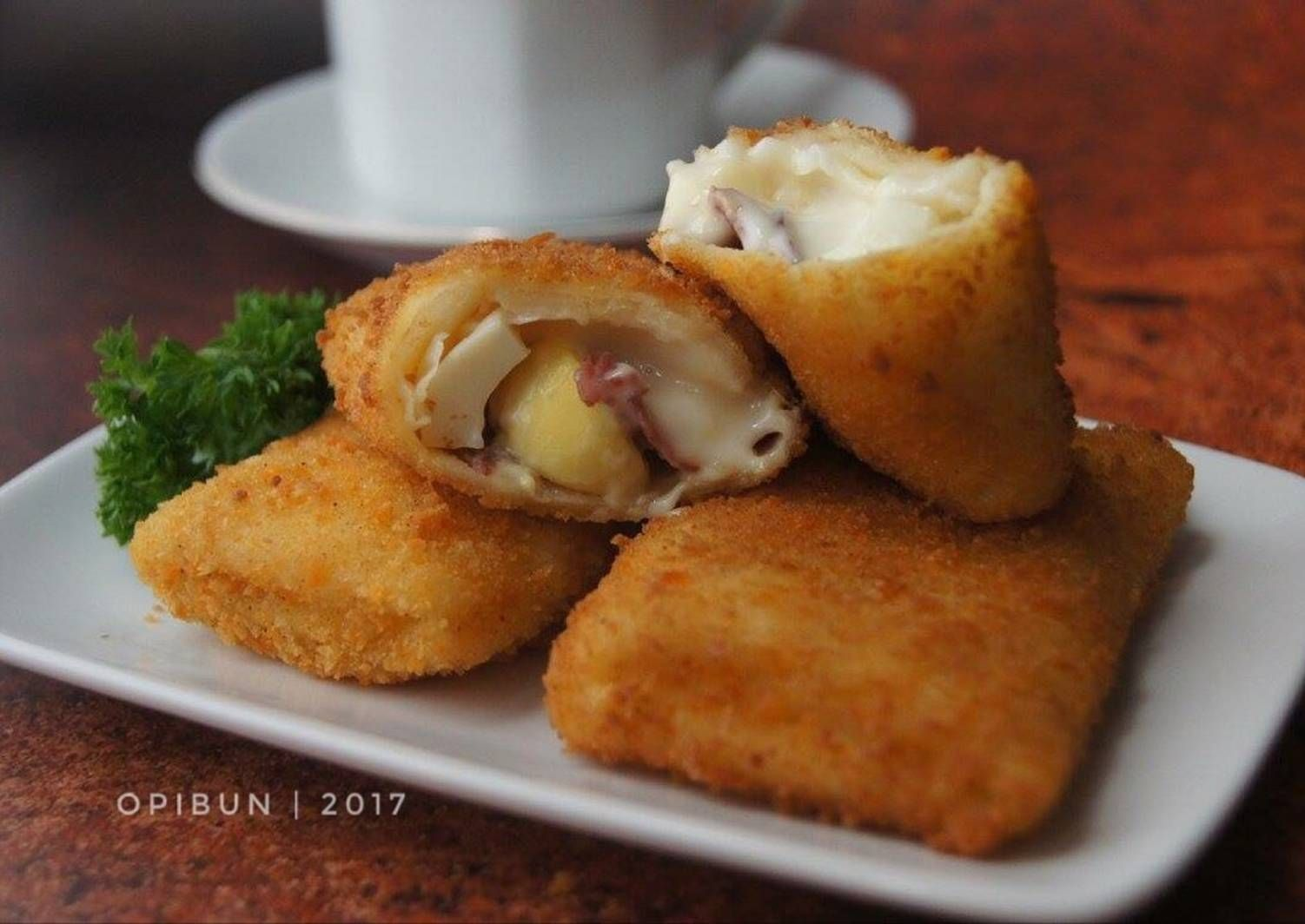 Resep Amris Risol Mayo Oleh Opibun Resep Resep Makanan Makanan Dan Minuman Resep Masakan Indonesia
