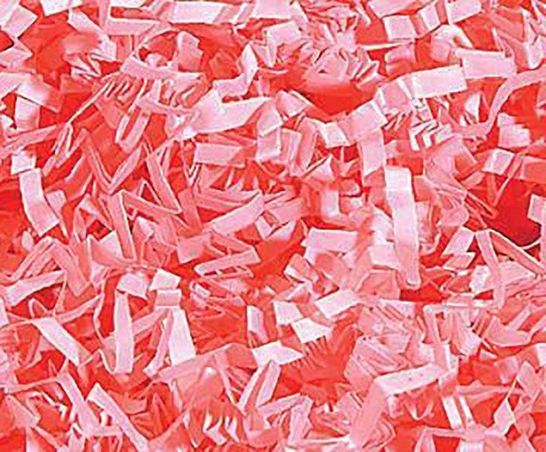 Custom /& Unique {2 Ounces} of Teal ZigZag Crinkle Cut Fun Vibrant Romantic Festive Holiday Seasonal Style Shredded Gift Basket Filler Paper
