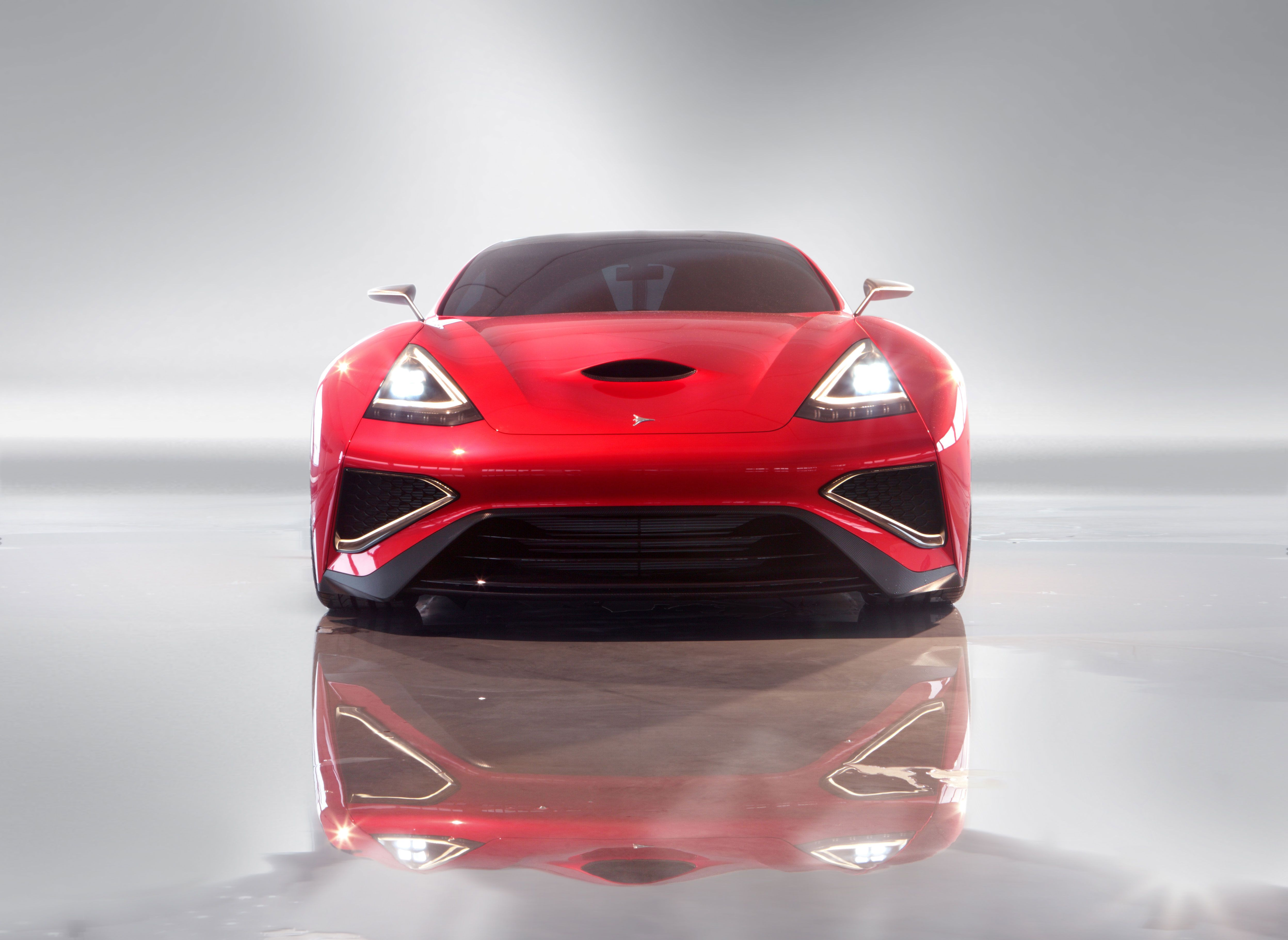 The Icona Vulcano is the World\'s 1st One-of-a-Kind Titanium Supercar ...