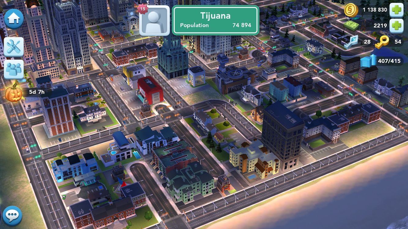 Pin by Priyanshu Singh on Simcity buildit Tijuana