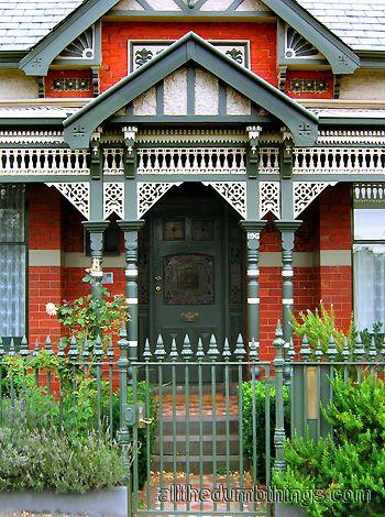 Federation Era House Architecture In 2019 Australia
