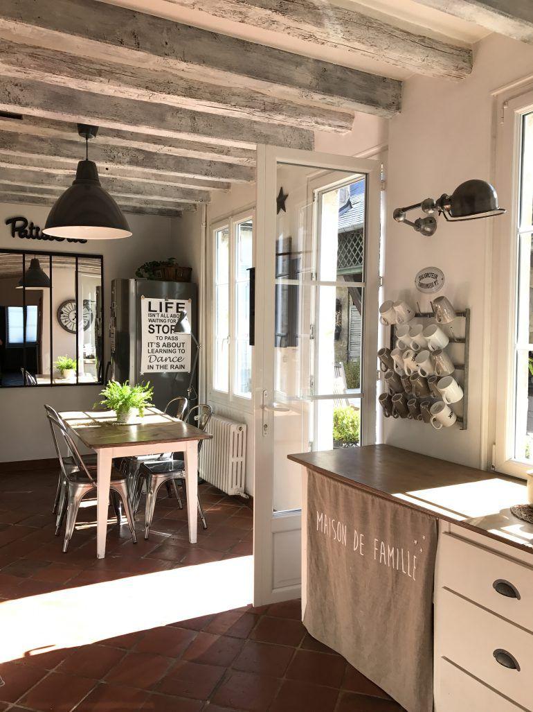 le petit monde instagram de c line weisz interieurs de charme pinterest maison maison de. Black Bedroom Furniture Sets. Home Design Ideas