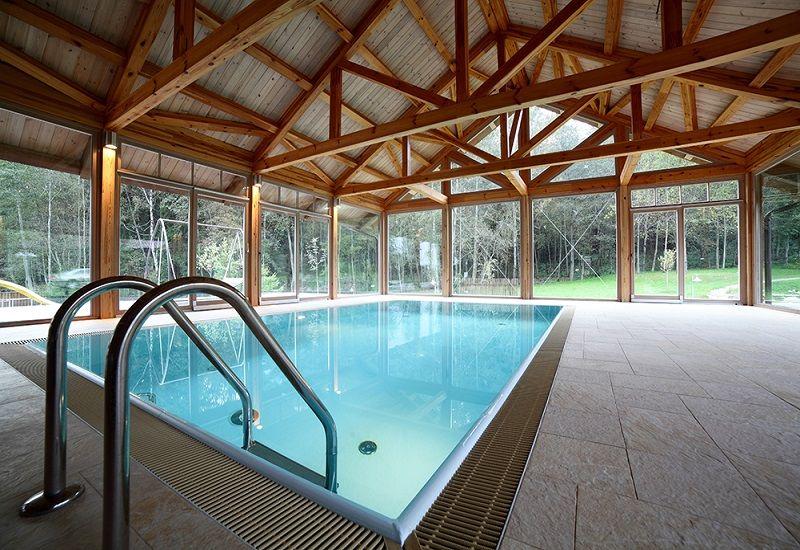 Swimming Pool Enclosure Design Indoor Pool Design Pool Enclosures Barn Pool
