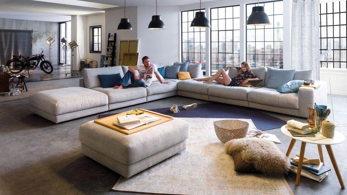 Knoxville In 2020 Xl Sofa Haus Wohnzimmer Wohnen Und Leben