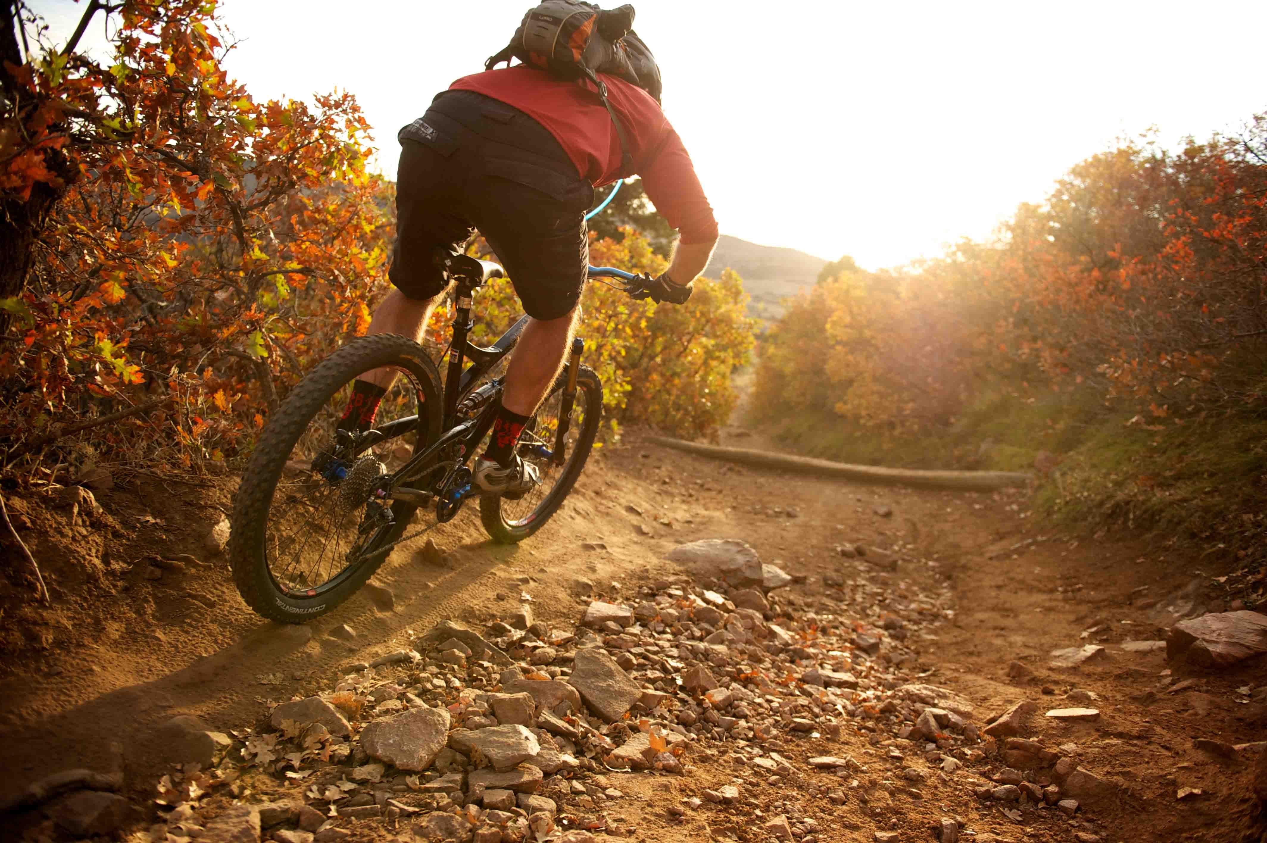 Mountain Biking Off Season Fun Best Mountain Bikes Mountain