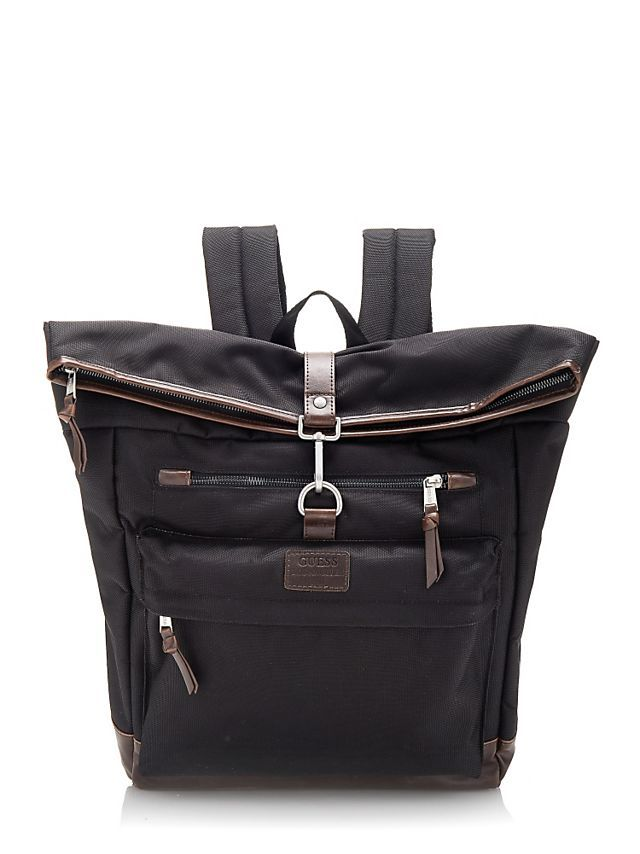 Guess Mens Backpack Bolso Maletín Hombre