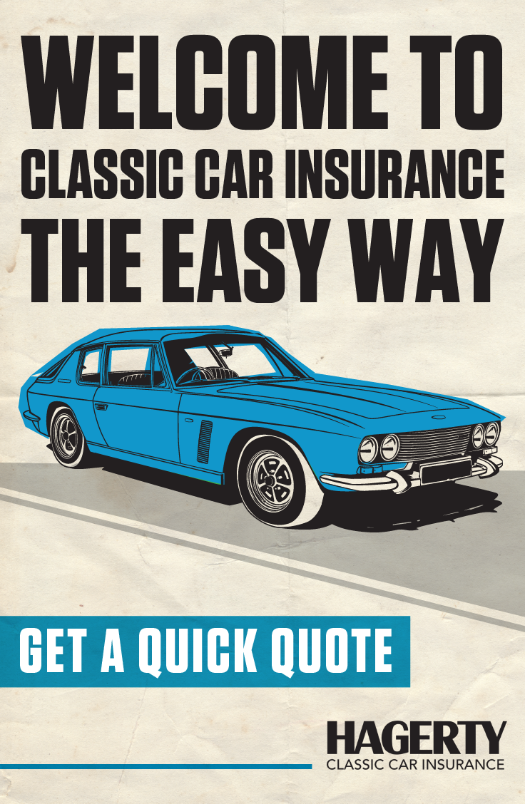 Hagerty Car Value >> Looking For Classic Car Insurance Contact Hagerty Today On
