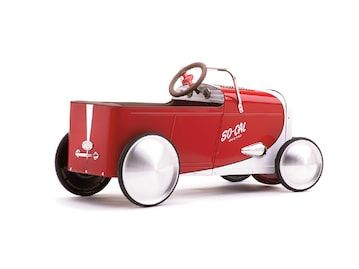 Street Rod Pedal Cars - Street Rodder Magazine   Schöne autos, Autos, E motor