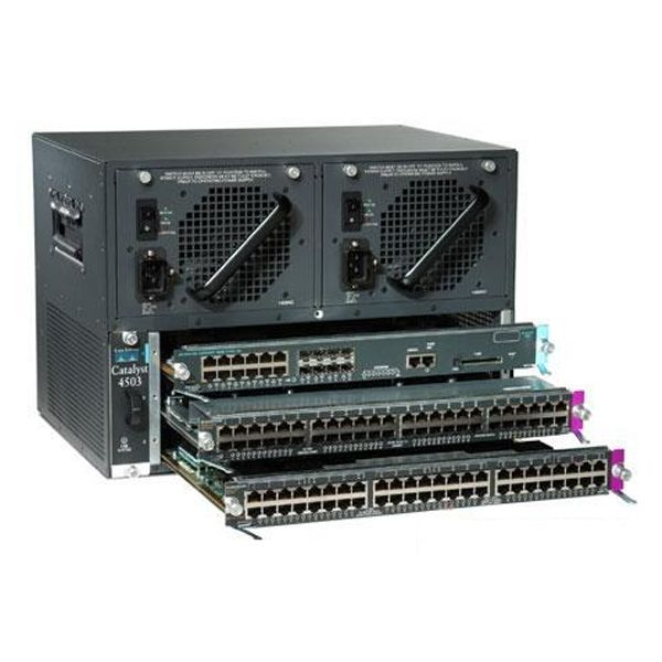 Cisco Catalyst 4503 Switch Chassis - 3 x Expansion Slot