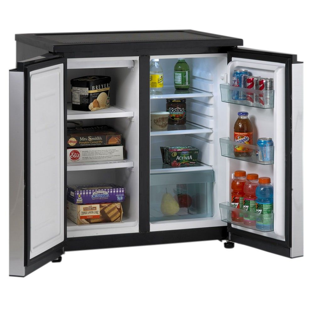 You Ve Built Your Bar Now Where To Store Everything That Needs To Be Kept Cold This C Mini Fridge With Freezer Undercounter Refrigerator Refrigerator Freezer