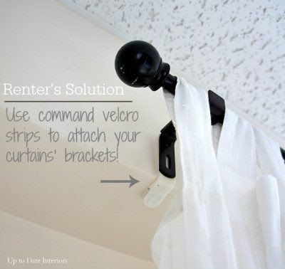 10 Incredibly Genius Apartment Decorating Hacks for Renters images